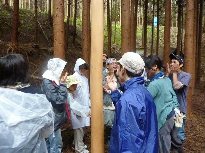 きらめ樹フィナーレ&森ヨガ 終了〜☆_e0263590_073985.jpg