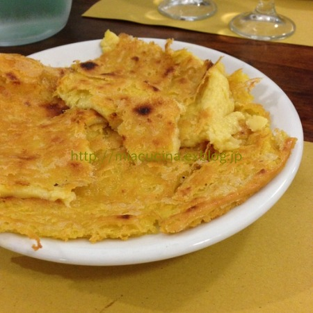 イタリア食旅行記② ひよこ豆の粉で作るファリナータ_b0107003_22362525.jpg