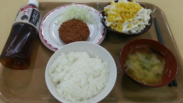 今日の朝食@会社Vol.106_b0042308_734527.jpg
