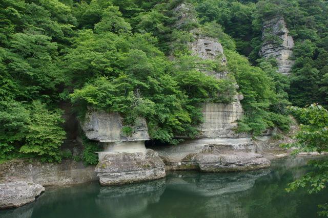新緑の渓谷_a0257652_16322248.jpg
