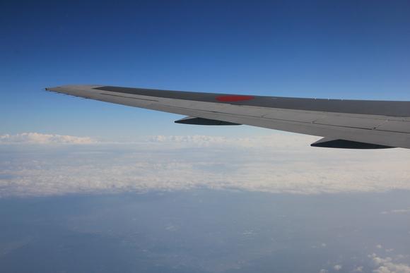 日本上空にて ボーイング767-300_d0202264_22481516.jpg