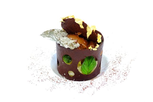 Le chocolat      ショコラ_f0303590_18273796.jpg