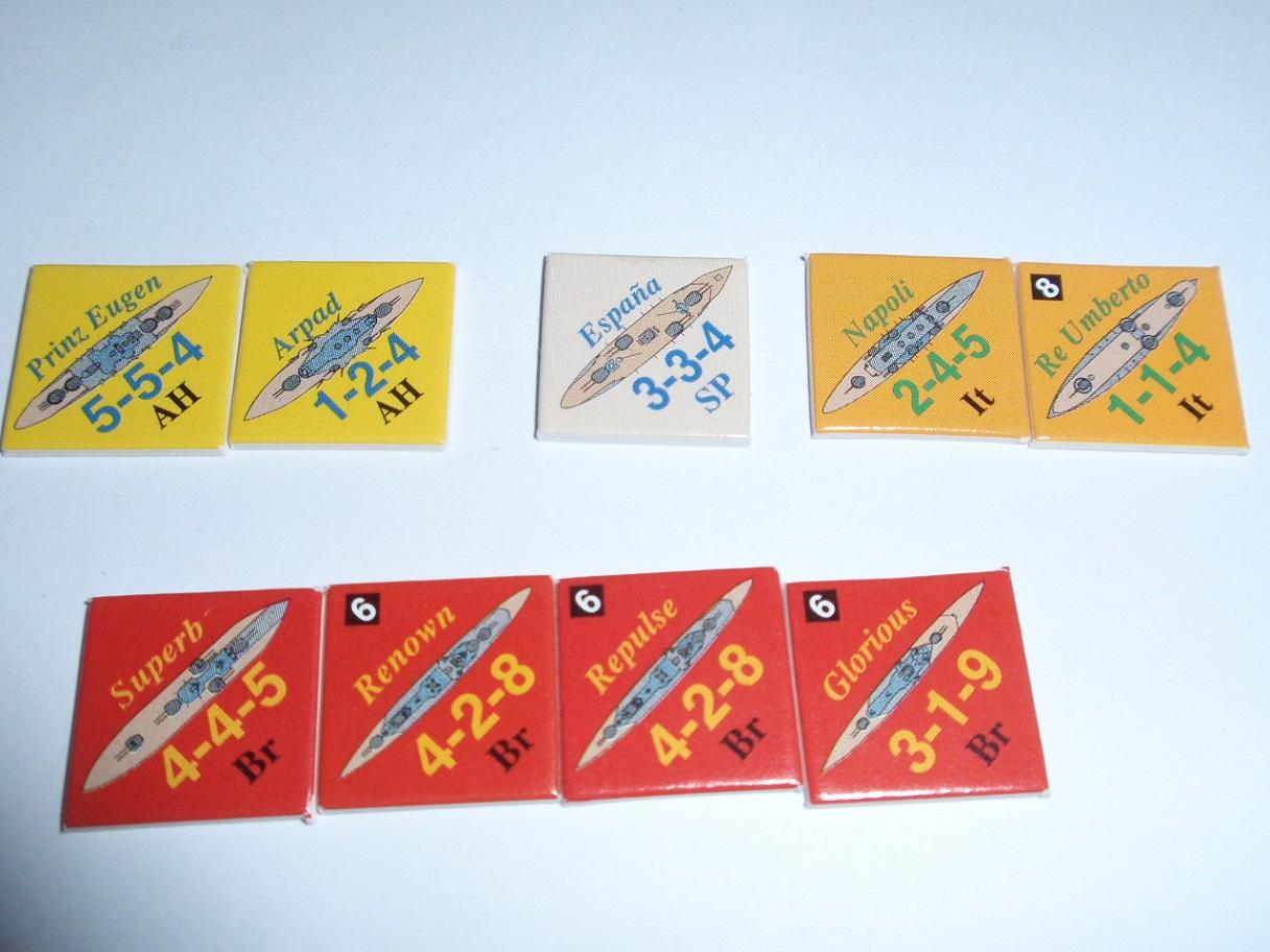 Decision Games「Nine Navies War」⑨_b0162202_18223686.jpg