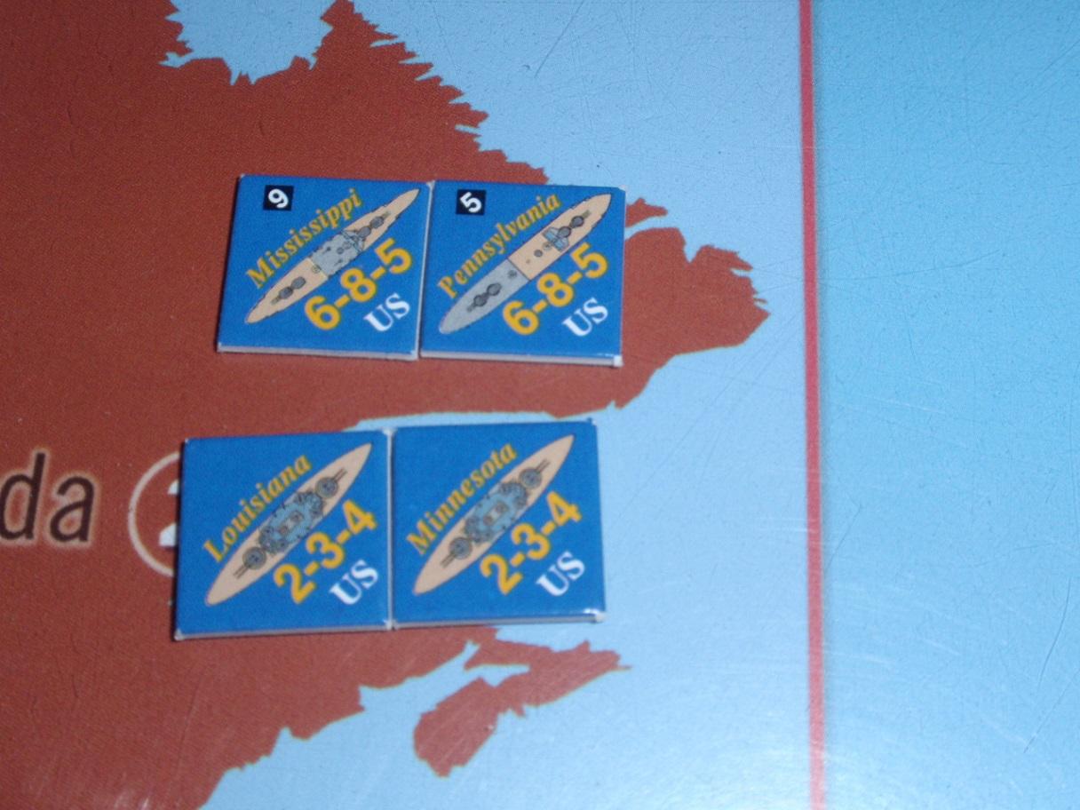 Decision Games「Nine Navies War」⑨_b0162202_1823628.jpg