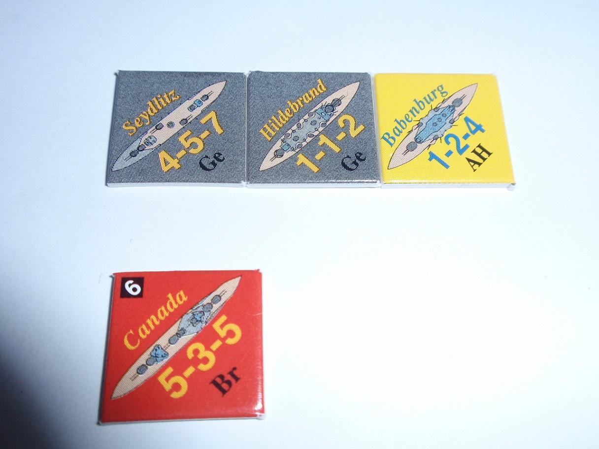 Decision Games「Nine Navies War」⑨_b0162202_18244258.jpg