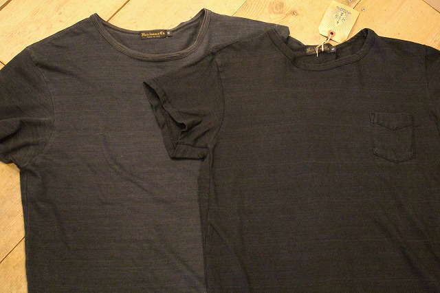 BLACK INDIGO POCKET Tee_d0121303_1427784.jpg