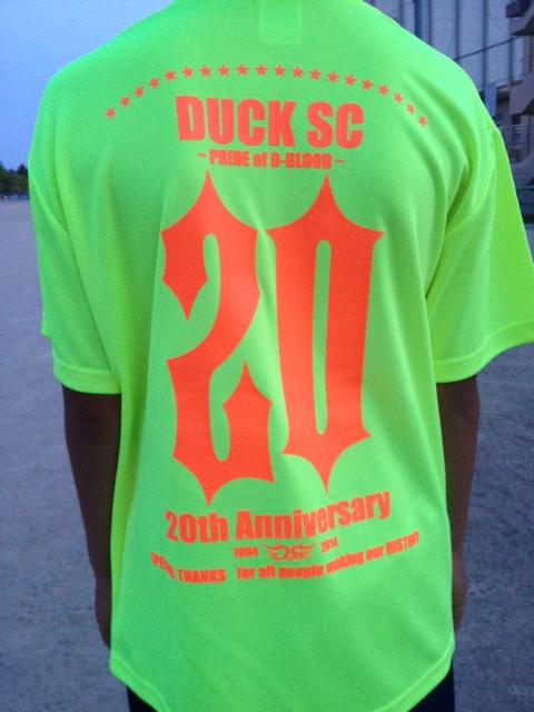 20周年記念Tシャツ_d0132611_21112857.jpg