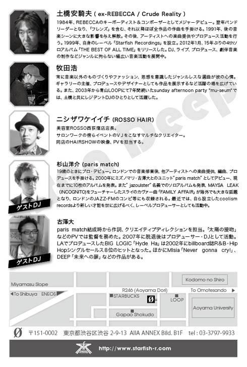Area Deep 再び!_e0123412_2314299.jpg