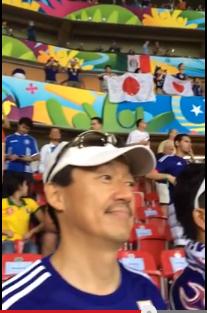 私の2014年ブラジルW杯観戦記2:「君が代」斉唱で、ついに「神が降りた!」_e0171614_12535210.png