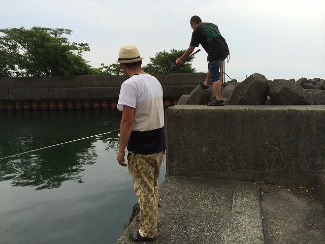 2014釣りキャンプ_a0164918_1661949.jpg