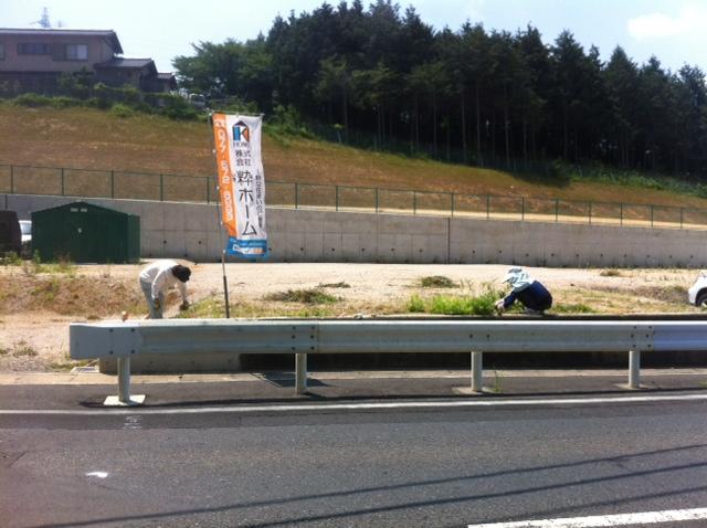 草刈・・・_d0244518_1453914.jpg