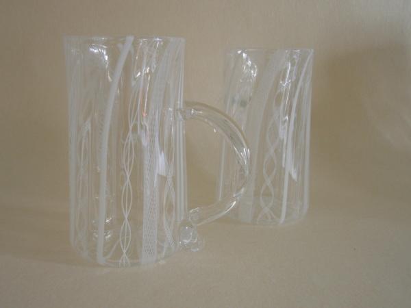 アキノヨーコガラス展 明日からです_b0132442_18224948.jpg