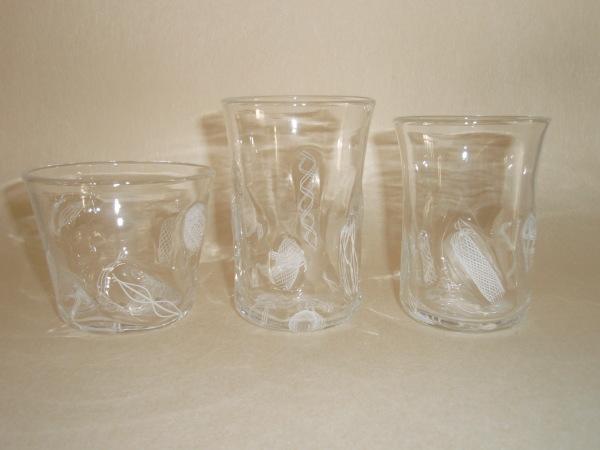 アキノヨーコガラス展 明日からです_b0132442_18284290.jpg