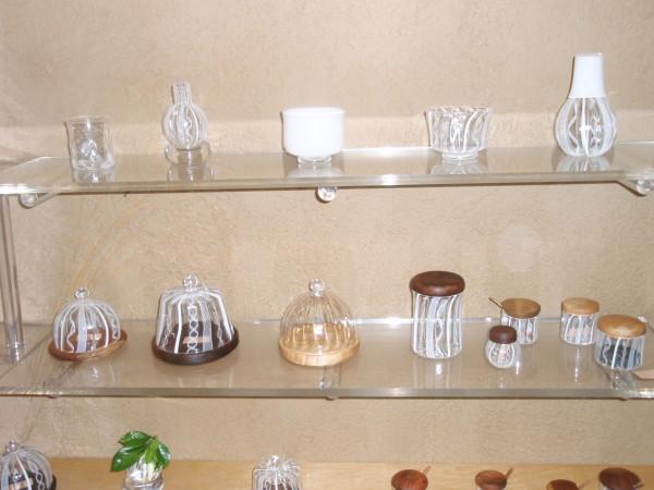 アキノヨーコガラス展 明日からです_b0132442_18374874.jpg