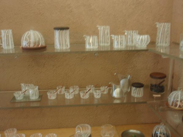 アキノヨーコガラス展 明日からです_b0132442_18382069.jpg
