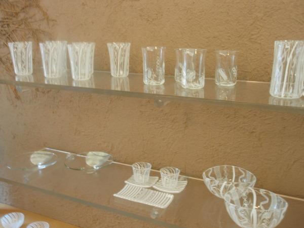 アキノヨーコガラス展 明日からです_b0132442_18383678.jpg