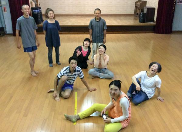 舞踏のワークショップに参加しました トンデ空静 中野桃園会館_f0117059_104277.jpg