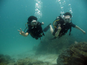 体験ダイビングに初挑戦!!_f0144385_13275507.jpg