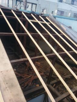 板橋区の上板橋で屋根工事_c0223192_19594285.jpg