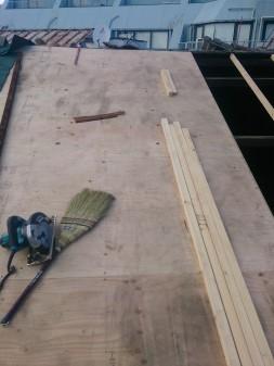 板橋区の上板橋で屋根工事_c0223192_206258.jpg