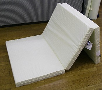 プロファイルマットレス(三つ折り)クィーンサイズは出荷はいつになりますか?_d0063392_14231927.jpg