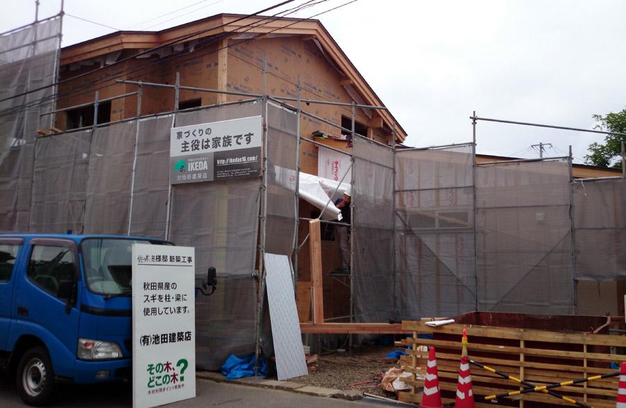 S様邸「新藤田の家」_f0150893_1822890.jpg