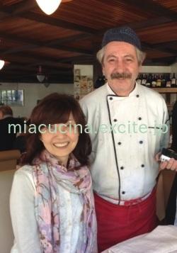 イタリア食旅行記③ 手打ちパスタ コルゼッティとトロフィエ_b0107003_11242791.jpg