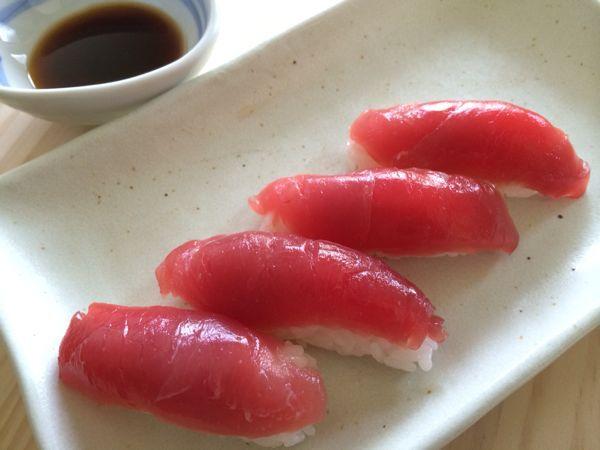 本日のお寿司_f0155808_1485887.jpg