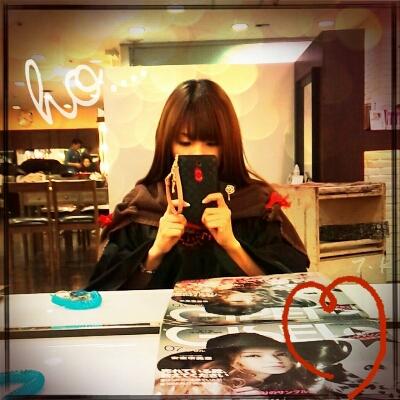 美容院。_a0139911_23293988.jpg