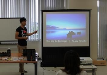 本学にてJICAボランティアセミナーを行っていただきました。_c0167632_18185049.jpg