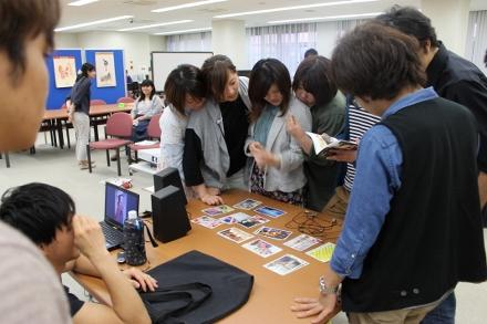本学にてJICAボランティアセミナーを行っていただきました。_c0167632_1818752.jpg