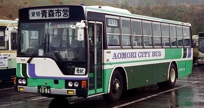 青森市交通部 トップドアのエアロスター_e0030537_22455181.jpg
