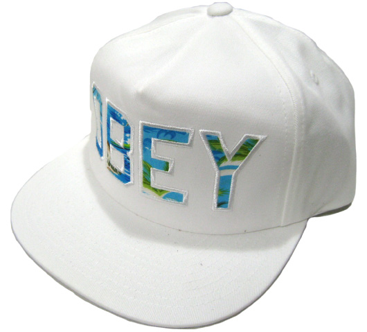 OBEY Graphic Tees & Caps !!!_b0172940_1910236.jpg