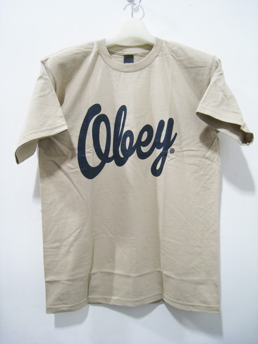 OBEY Graphic Tees & Caps !!!_b0172940_1972758.jpg