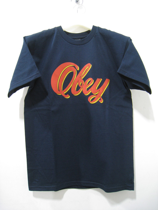 OBEY Graphic Tees & Caps !!!_b0172940_1974397.jpg