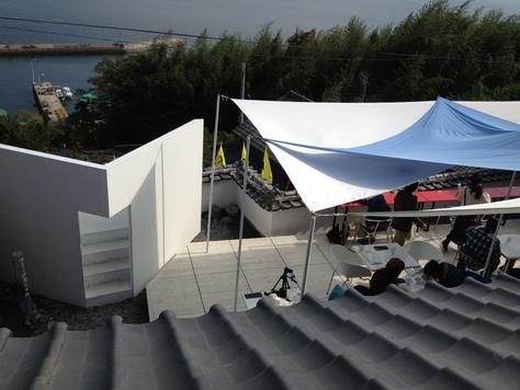 瀬戸内国際芸術祭2013 その2 高見島は最高だった_c0195543_22392217.jpg