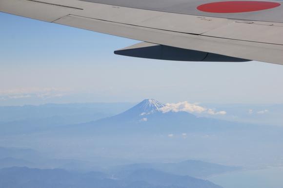 日本上空 絶景 富士山_d0202264_5204845.jpg