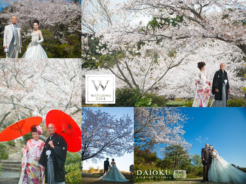 結婚式の前撮り 賢島宝生苑にて_c0224169_14462617.jpg