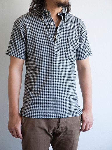 GINGHAM CHECK B.D.POLO SHIRTS_d0160378_198978.jpg