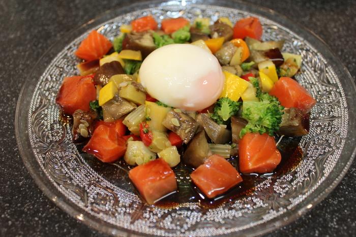 夏野菜とお豆腐三昧_a0223786_12595757.jpg