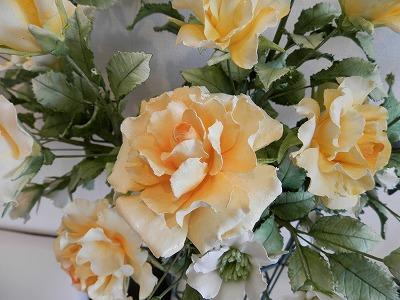 『ねんどの花展』 ~Clay Art~_e0190287_1428622.jpg