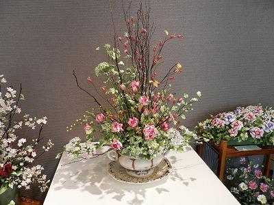 『ねんどの花展』 ~Clay Art~_e0190287_14292642.jpg