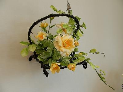 『ねんどの花展』 ~Clay Art~_e0190287_14334019.jpg