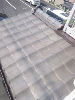 練馬区の北町で雨漏り修理工事_c0223192_2113129.jpg