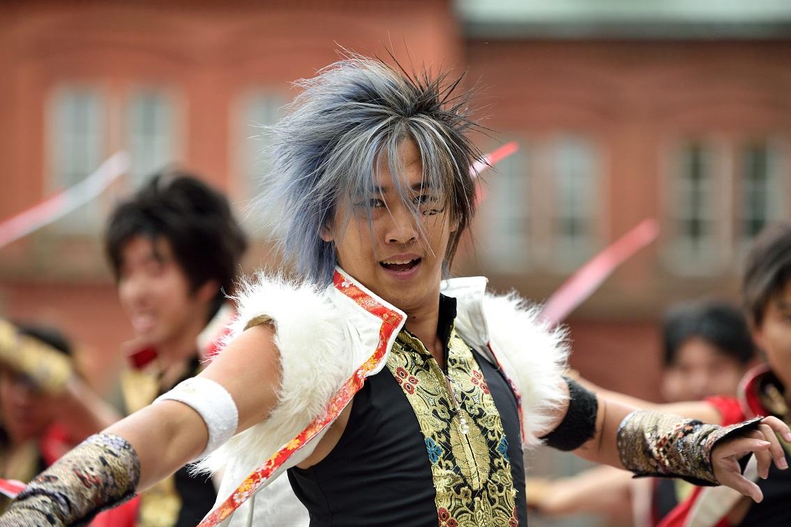 yosakoiソーラン「よさこい炎舞連 神陽~Sin~」_f0184198_200896.jpg