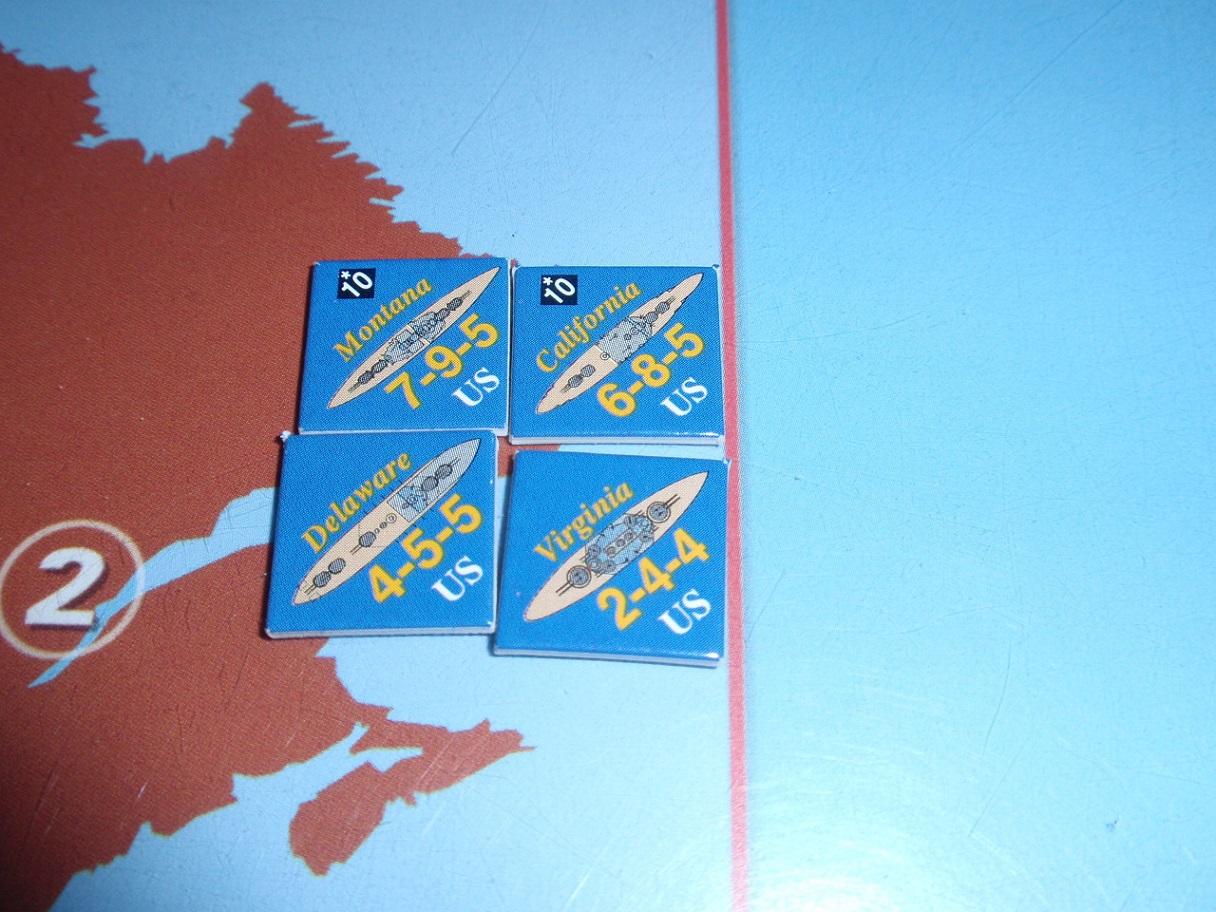 Decision Games「Nine Navies War」⑩_b0162202_13251631.jpg