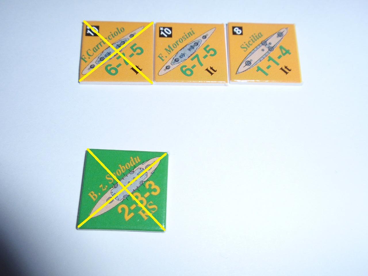 Decision Games「Nine Navies War」⑩_b0162202_13272239.jpg