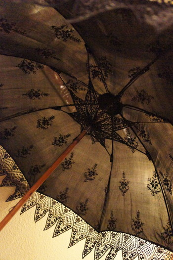 Antique Parasol & Umbrella_f0144612_10424468.jpg