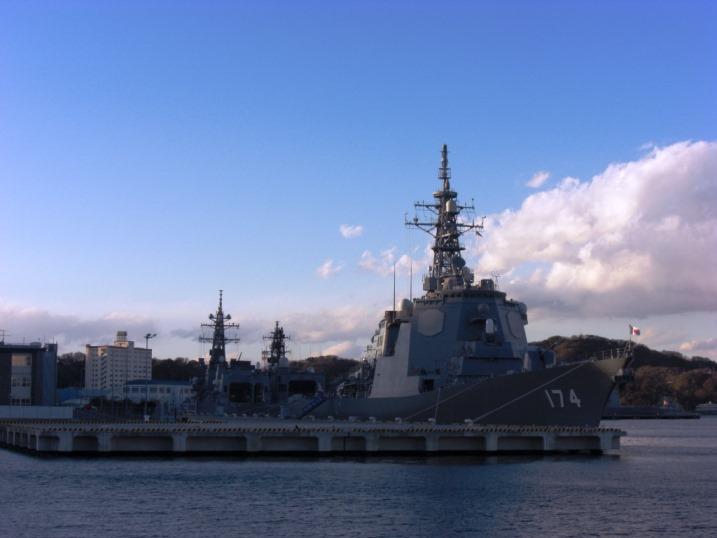 戦艦が凄いのさ~♪港のヨコスカ~②♪~_b0081121_832368.jpg
