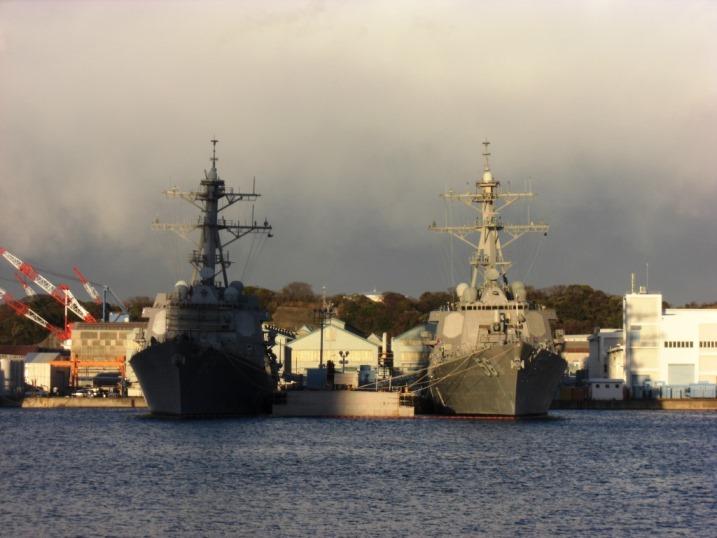 戦艦が凄いのさ~♪港のヨコスカ~②♪~_b0081121_8325592.jpg